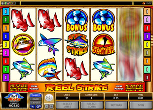 Reel Strike slot game online review