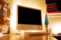 lights on (MB!) Tags: imac 24mmf28af