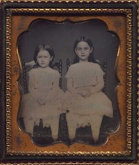 Sisters (19th Century Photographic Images) Tags: daguerreotype younggirls 19thcenturyphotos