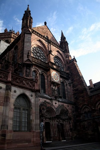 strasbourg cathedral, 2