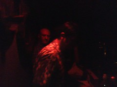 British DJ Andy Dyson and Atlanta Soul DJ Brian Poust