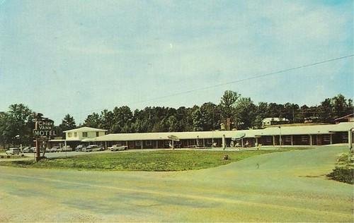 Chief Vann Motel - Then