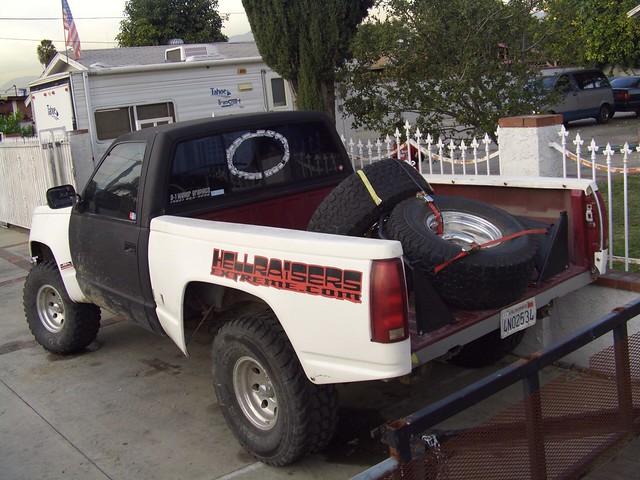 truck toy offroad chevy silverado sick 2wd prerunner glamis