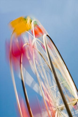 california santacruz blur boardwalk ferriswheel