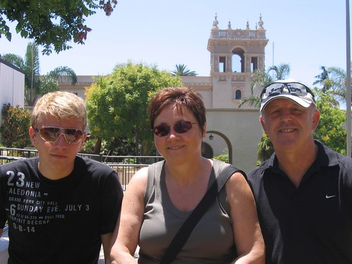 Basti, Mom and Dad
