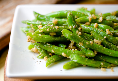 Glazed Green Bean Salad