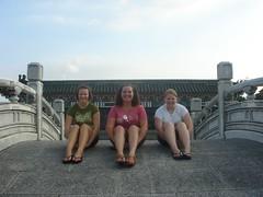 Becka, Manda, and Tiffany