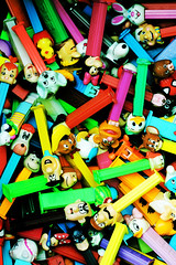 Pezazz!!!!! (boopsie.daisy) Tags: pez color bunny colors starwars lucy rainbow colorful candy witch muppets spiderman peanuts pebbles disney chick collection huey elf wonderwoman pile princessleia koala snoopy fred batman multiple spike minniemouse smurf webby dispensers lots tons flintstone gargamel fozzie peppermintpatty tomandjerry oodles inspectorclouseau barneyrubble speedygonzales hannabarbera hueyduck webbyduck droopydog