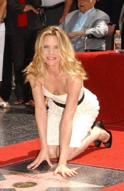 michelle pfeiffer with waves and twist
