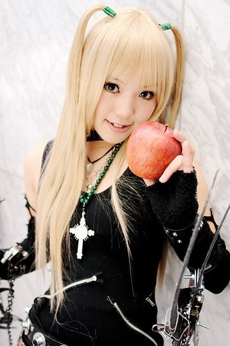 Death Note Misa Amane Fotos Cosplay