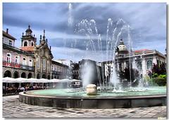 20070602_Braga_praca (vmribeiro.net) Tags: portugal geotagged avenida liberdade praça república braga abigfave geo:lat=41551314 geo:lon=8422962