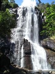 Madonna & child waterfall