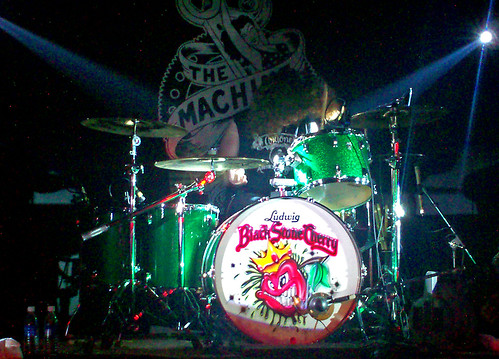 Black Stone Cherry @ The Machine Shop, Flint MI, 8-31-2007