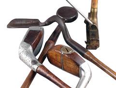 rare golf clubs
