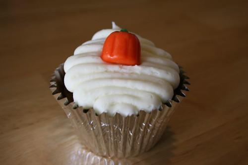 Pumpkin Cupcake by Jill - Glossy Veneer.