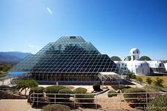 biosphere 2... (asim choudhri) Tags: arizona oracle biosphere2 canon1740l canoneos5dmarkii