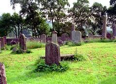 Roberton graveyard