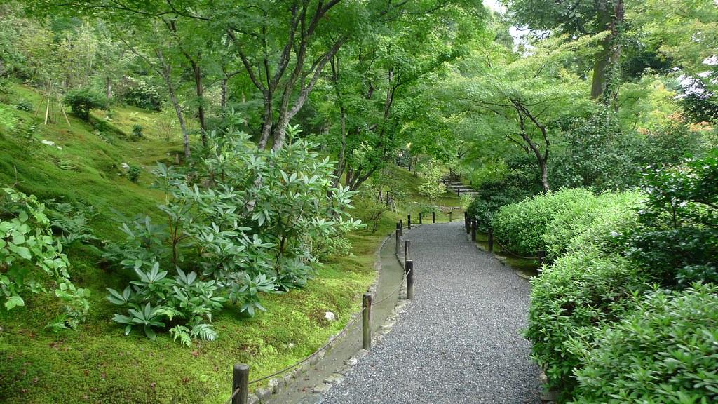 Tenryū-ji Path