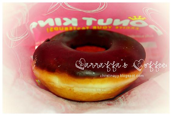 Zarraffa's Coffee: Donut King's Donut