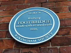 Photo of Blue plaque number 4802