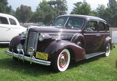 Buick Sedan - 1938 (MR38) Tags: sedan buick 1938