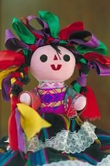 (oooodz) Tags: mexicana mexico handmade vieja culture papel popular trapo mache handcraft artesania colorido trenza muneca indigena trenzas liston popilar