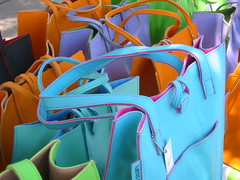 Colorful Purses (avsfan1321) Tags: blue orange usa macro green leather colorado colorful purple unitedstates unitedstatesofamerica denver purse purses gaylord oldsouthgaylord colourartaward
