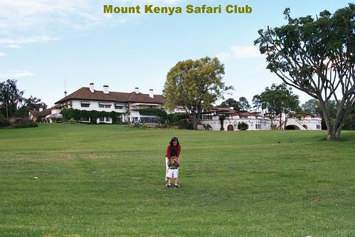 Mount Kenya Safari Club A