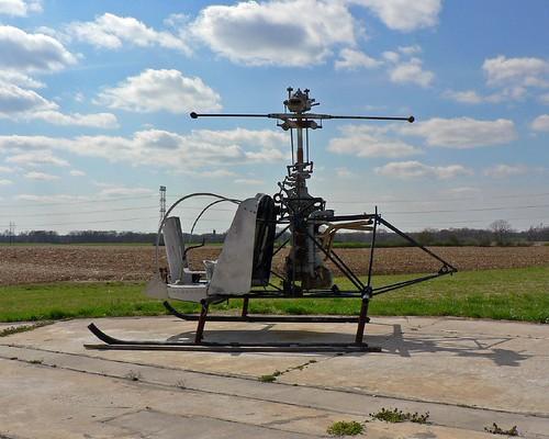 Bell 47G Playground