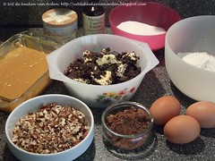 Ingredienten Dulce de Leche Brownies
