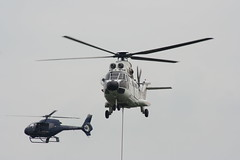 ijsselstein (Maas-Jan) Tags: tower digital canon toren digitale super helicopter puma kpn antenne antenna ijsselstein lopik c1 zendmast eos350 helikopter 332 gerbrandytoren as zwitsers televisiezendantenne
