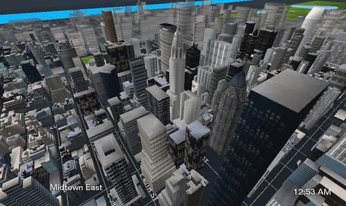 Upnextで見るマンハッタン