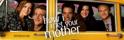 《How I Met Your Mother》