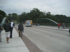 Thurston Bridge Is Open!