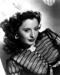 barbara stanwyck (david haggard) Tags: blackandwhite glamour hollywood filmnoir barbarastanwyck doubleindemnity