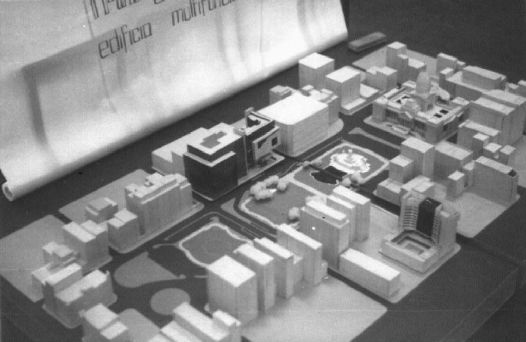 Oficinas - Plaza Congreso