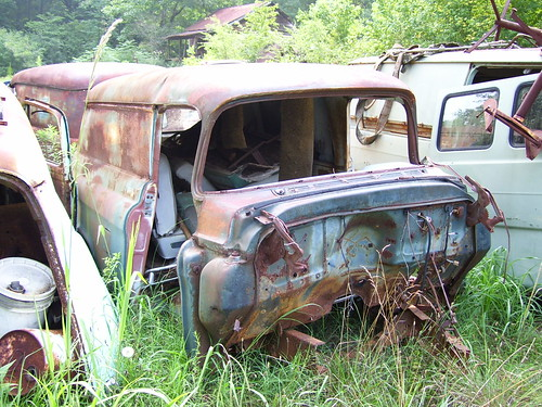 1957 Chevrolet 3100 Panel