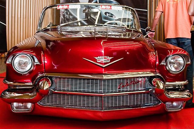 heritage 1955 martin olympus cadillac eldorado cabriolet e400