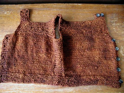 301363701 FREE PATTERN  Pebble (Henry s Cobblestone-inspired Manly Baby Vest ...