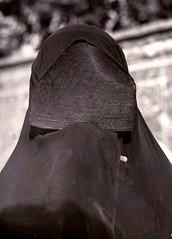 [2437] Muslim woman in veil. Iran 1938 2.jpg (shakescenery) Tags: women veil hijab niqab veiledbeautyyahoogroupattachments