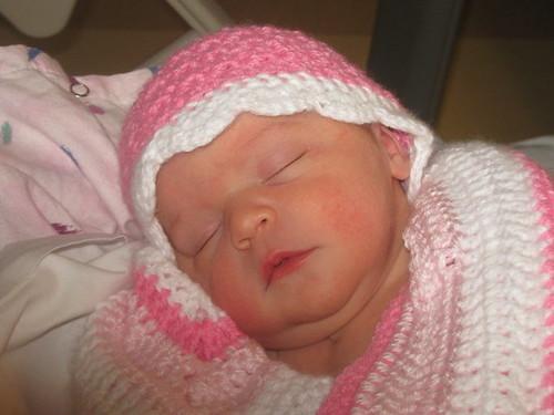 My baby girl...born 4/8/2010