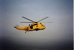 sea king (Dru Marland) Tags: valley westland raf asr seaking irishsea airsearescue cflight 22sqn xz595