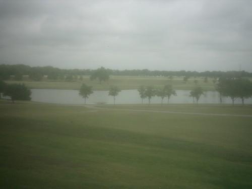Breckinridge Park Lake in Texas