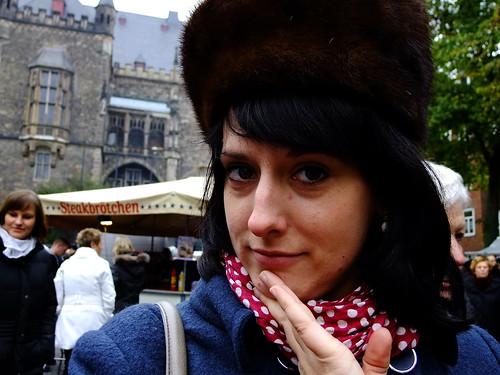 Visit to Aachen