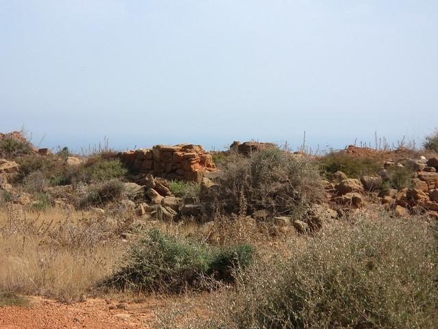 Posicion de Sidi Dris, en el Rif (Marruecos). Heroicamente defendida el jueves 2 de junio de 1921, durante el Desastre de Annual. Honor a los héroes 6