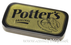 Potter's Original Licorice
