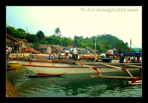 Port of Tamban, Tinambac, Camarines Sur