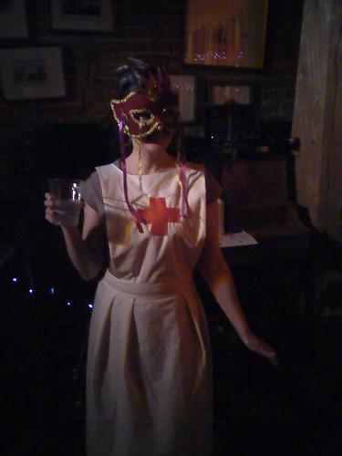 Bell's Masquerade Ball - Annie