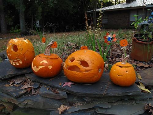 Halloween Pumpkins 45