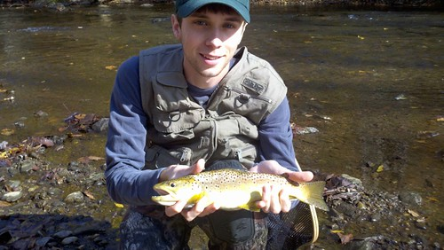 Fall Fly Fishing the Gunpowder